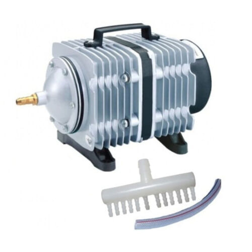 ACO-009 Hailea Luftkompressor Koi Teich Aquarium Beluefter Sauerstoff  102 W