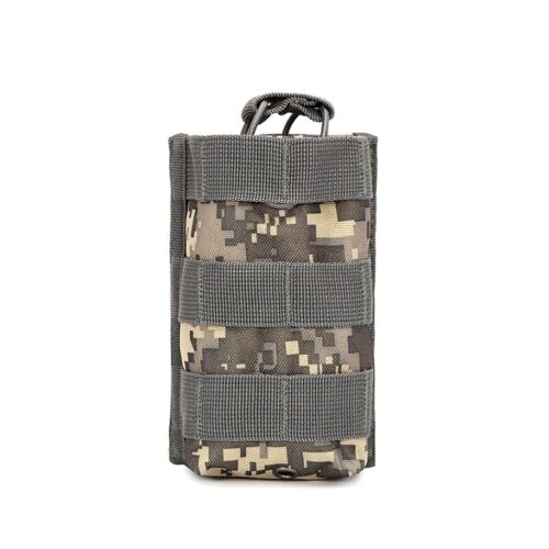 Military Single Mag Pouch Open-Top 5.56 .223 Magazine Pouch Airsoft Paintball