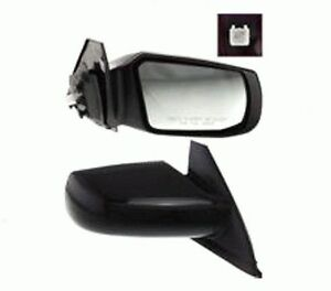 Passenger Side Mirror For Nissan Altima 2008 2009 2 Door Coupe Power Non Heated