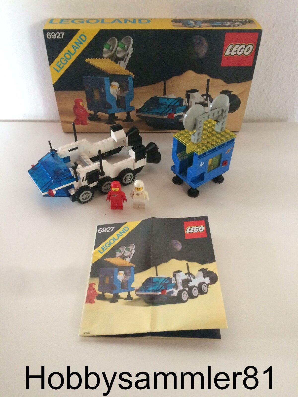 Lego® 6927 Legoland All-Terrain Vehicle   Space Classic Space  1