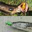 5x-de-haute-qualite-leurres-grenouille-Leurre-Crankbait-Hooks-Bass-Bait-Tackle-Nouveau miniature 4