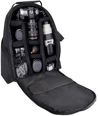 Padded Light-Weight Full Backpack Case For Sony NEX-5 NEX-6 NEX-7 NEX-F3 NEX-3