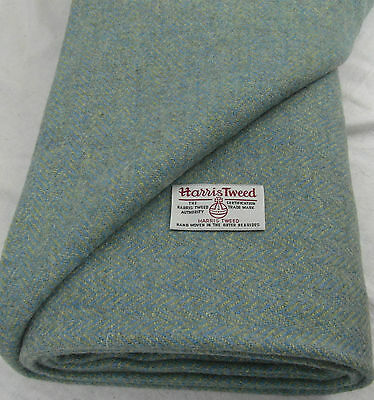 Harris Tweed Fabric Material & labels  - various Sizes - ref.feb64