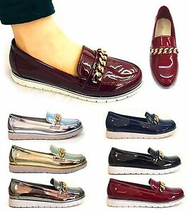 Image Is Loading Clearance S Amp Young Las Vintage Chain Loafers