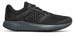 New Balance Men's 520v5 Shoes Black with Grey