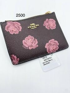 PH ON HAND coach wallet card floral case sale onhand orig 2k