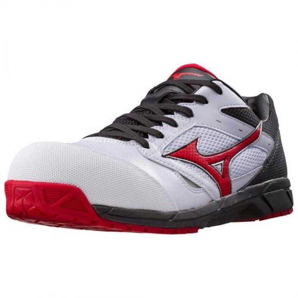Mizuno Prossoezione Lavorare scarpe da ginnastica ALMIGHTY C1GA1700 Bianco    rosso   nero  vendita calda online