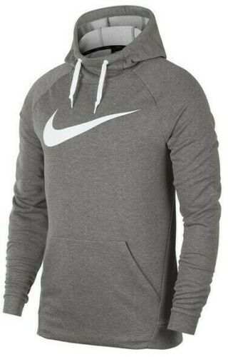 NIKE Men/'s $55 Training Pull-over Dri-Fit Swoosh Hoodie NEW 885818-063 Sz S-XXL