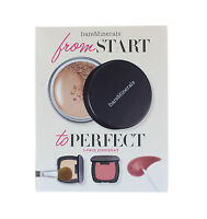 Bareminerals From Start To Perfect 5-piece Starter Kit In Medium Tan -