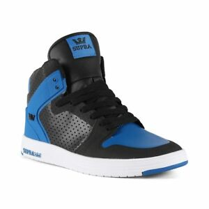 a0cd0502cb3d Image is loading Supra-Vaider-2-0-LX-Shoes-Ocean-Black-