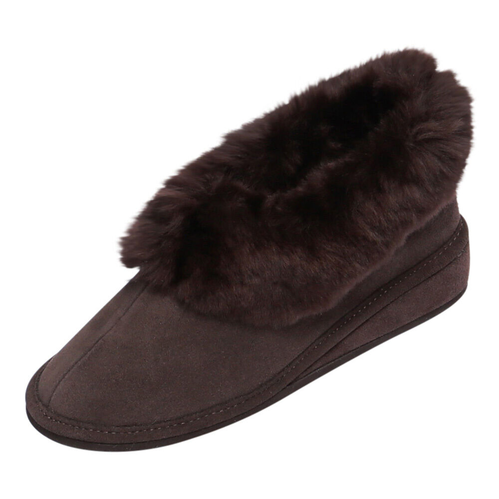 Pantofole in pelle di Agnello Elisabeth Elisabeth Elisabeth Donna Scarpe Pelliccia Mocassino | Più economico  2a49d6