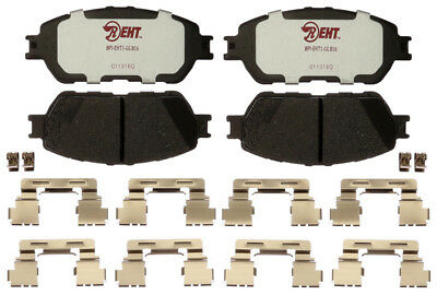 Disc Brake Pad Set-Element3 Hybrid Technology Front Raybestos EHT1623AH