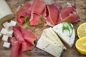 Angelsport €48.75/kg Pökelmischung Nussschinken Würzmischung Eigenlake Für 4 Kg Fleisch Hell In Farbe