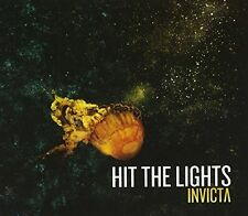 "CD NEUF ""INVICTA"" Hit The Lights / 11 MORCEAUX / 2012"