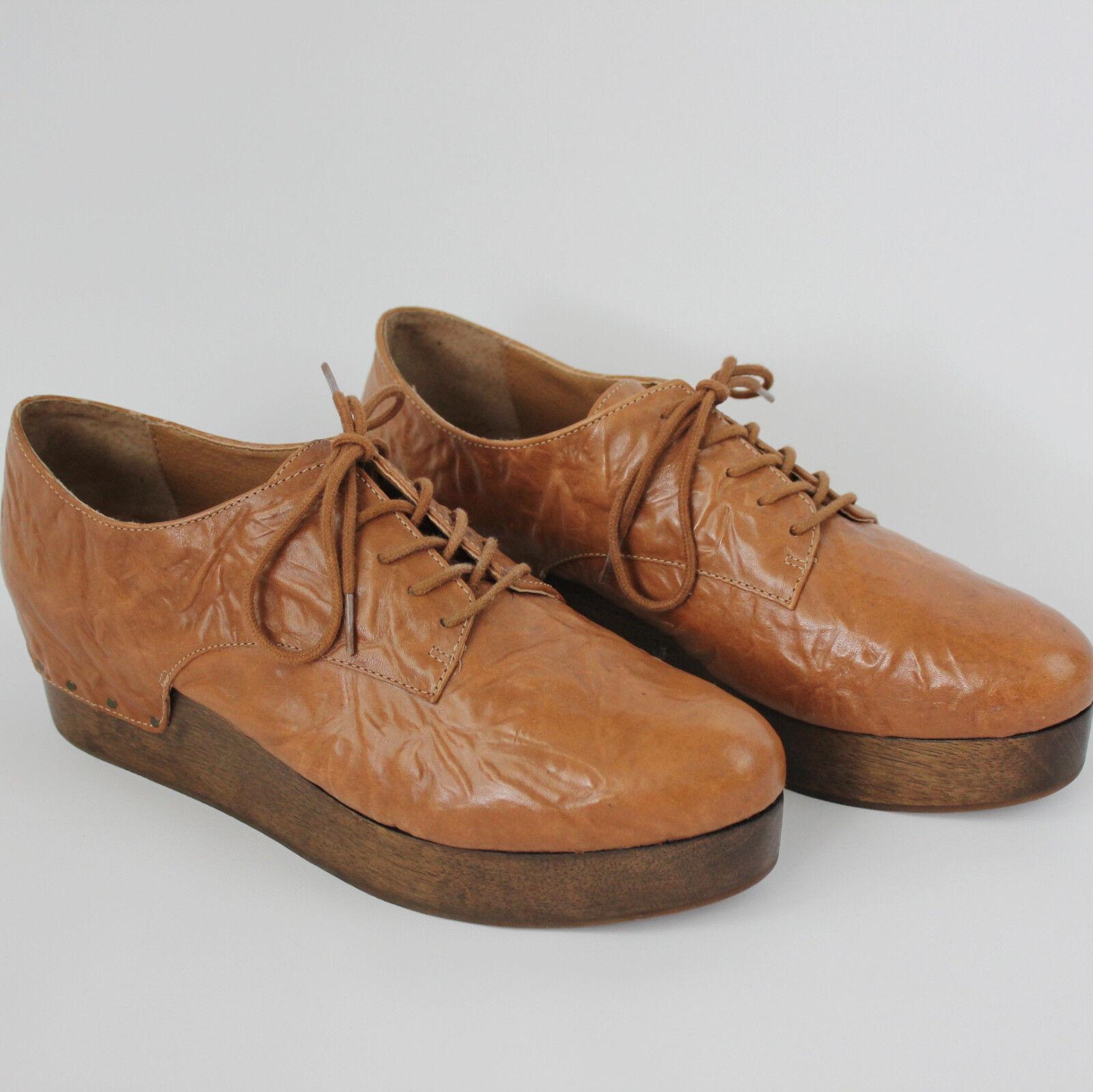 vendita calda online Anthropologie Kelsi Dagger Brooklyn Donna  Jamie Platform Oxford Oxford Oxford scarpe Dimensione 9  al prezzo più basso