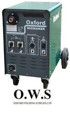 Oxford MIG 3-FASES Compacto soldadora MIG Migmaker 330-3