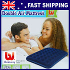 Air Mattress in Camping Hiking Flocked Double Size Air Mattress