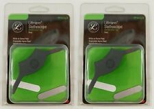 2 Pack Littmann Stethoscope Identification Id Tag 40008 Grey