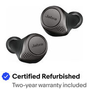 Jabra Elite Active 75t Wireless Charging Grey Certified Refurbished