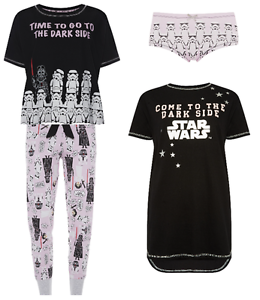 342d43f957 Star Wars Women s Pyjamas Set Force Awakens Rogue One Storm Trooper ...