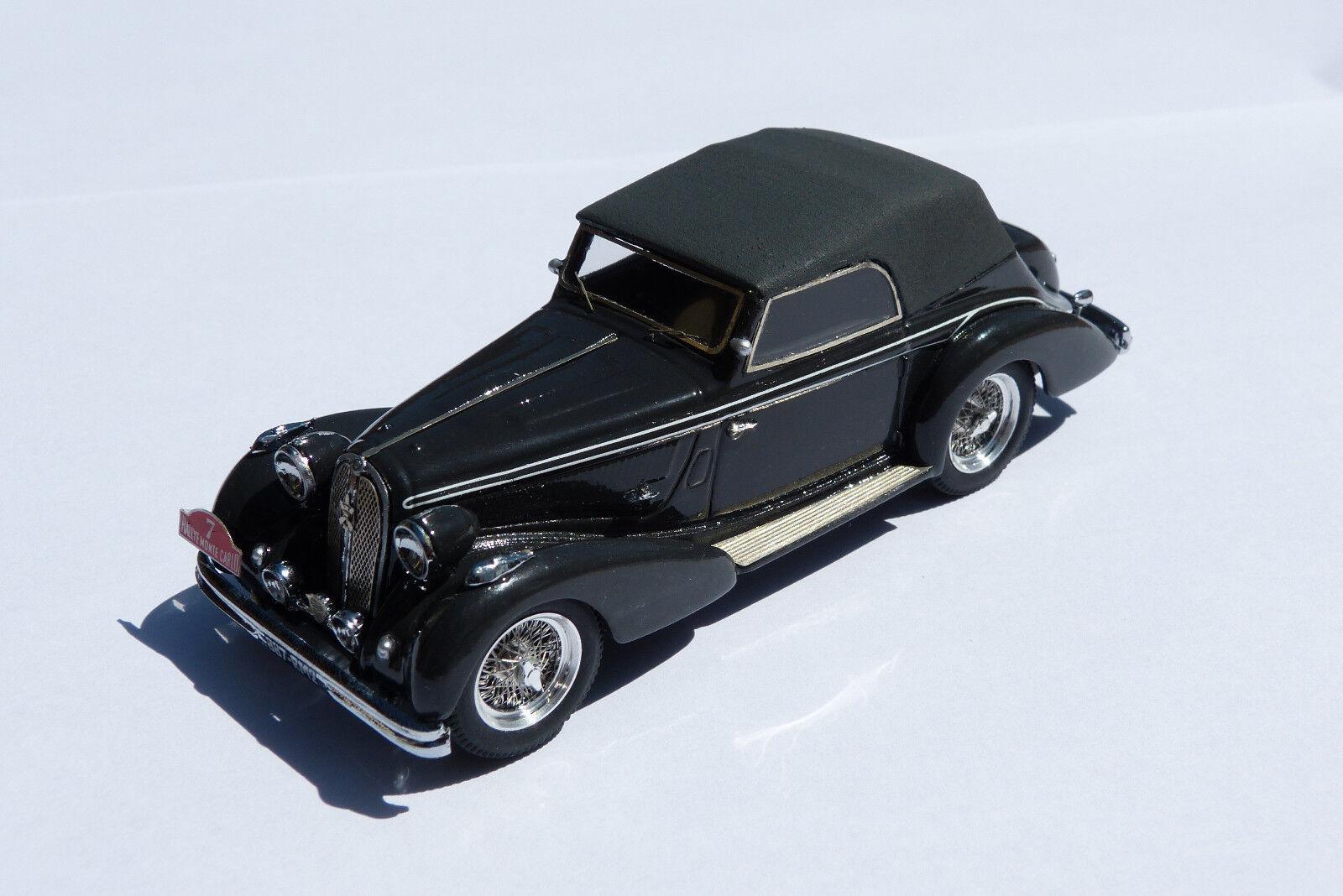Kit pour miniatyr bil CCC  varmchkiss 20 cv Monte billo 1939 r r rip rough 65533;65533f 169