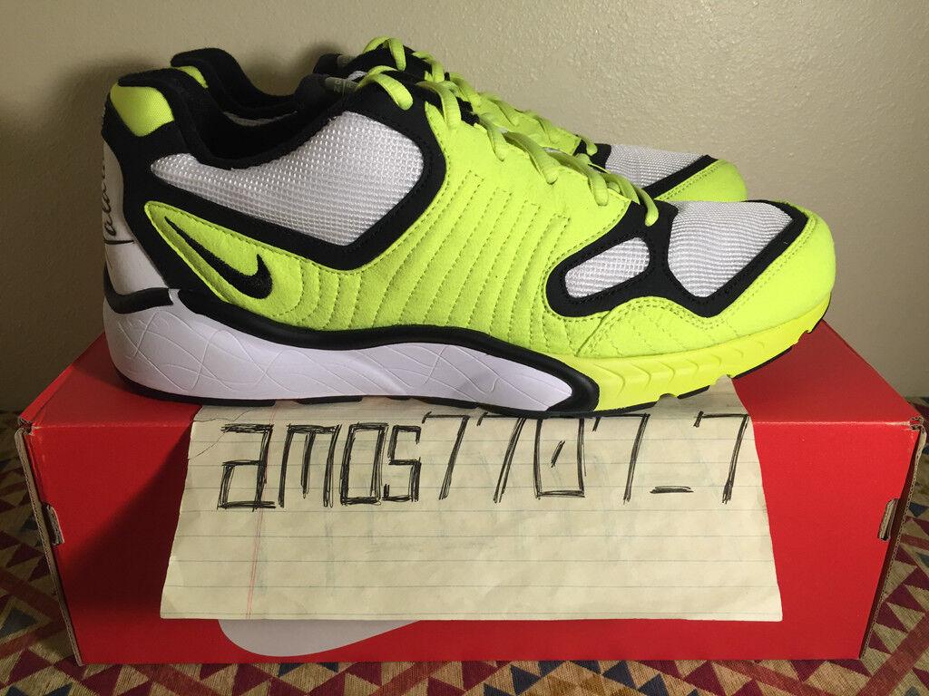 Nike Air Zoom Talaria 16 OG Volt Black White 844695 100 Men's DS Size SZ 11