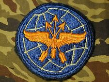 USAF Original MATS Military Air Transportation Service 1948 color patch pre MAC