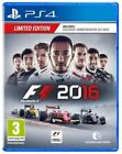 F1 2016 PS4 VideoGames