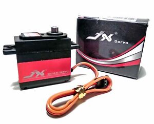 2pcs Rc Car Servo 12Kg Metal Gear For Traxxas Jato Craniac TMaxx Trx4 4Tec EMaxx