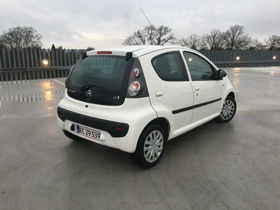Citroën C1, 1,0i Seduction Clim, Benzin