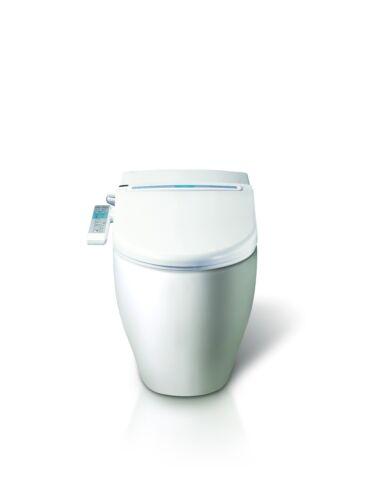 dib-2500 Luxury Bidet Auto Electronic Enema Toilet Seat Elongated Only MSRP:$699