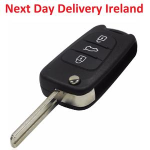 Uncut-Replacement-Blank-Car-Shell-Key-Fob-3-Button-for-HYUNDAI-I30-IX35
