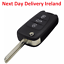 Uncut-Replacement-Blank-Car-Shell-Key-Fob-3-Button-for-HYUNDAI-I30-IX35 thumbnail 1
