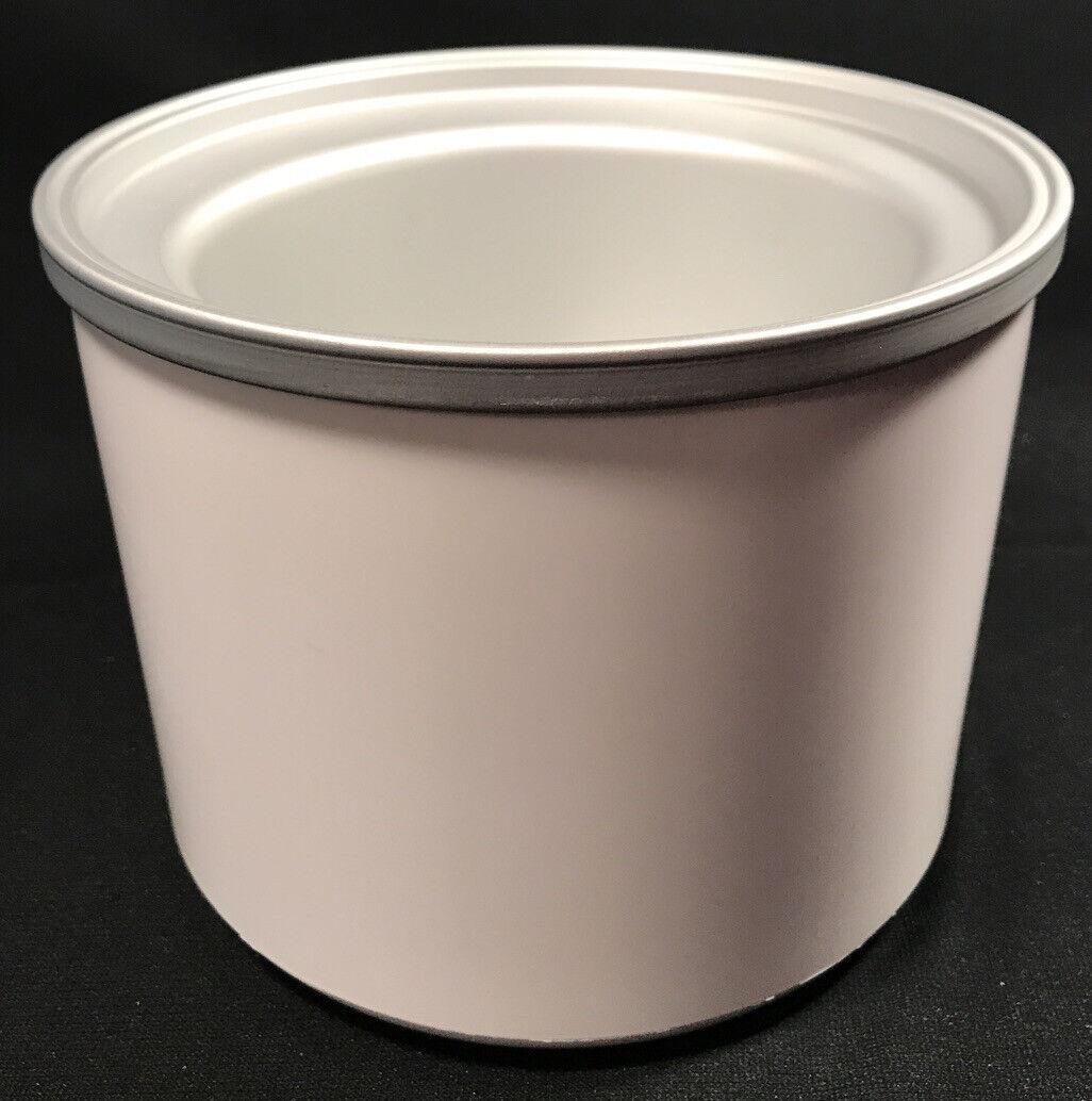 Cuisinart ICE 21 Frozen Yogurt Ice Cream /& Sorbet Maker Red with Extra Freezer Bowl