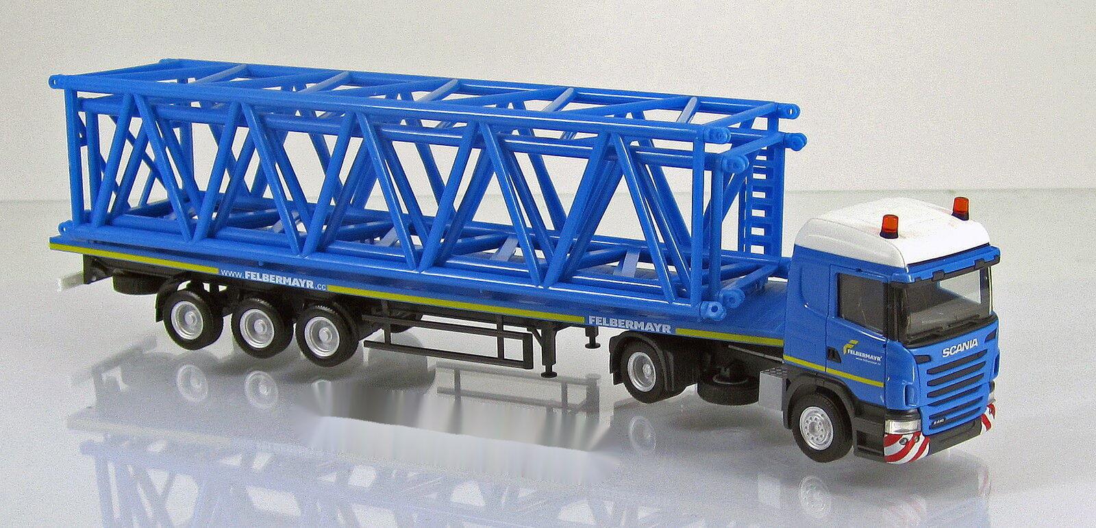 nuevo estilo Herpa 303873 scania R hl nes camiones camiones camiones mástil de rejilla partes ATCI scale 1 87 nuevo  ofreciendo 100%