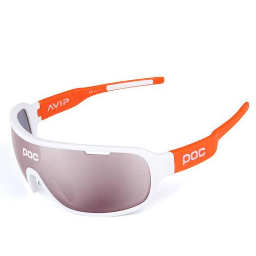 5 pcs POC goggles polarized sunglasses riding glasses bike mirror