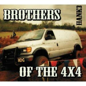 HANK-3-Brothers-of-the-4x4-NUEVO-LP