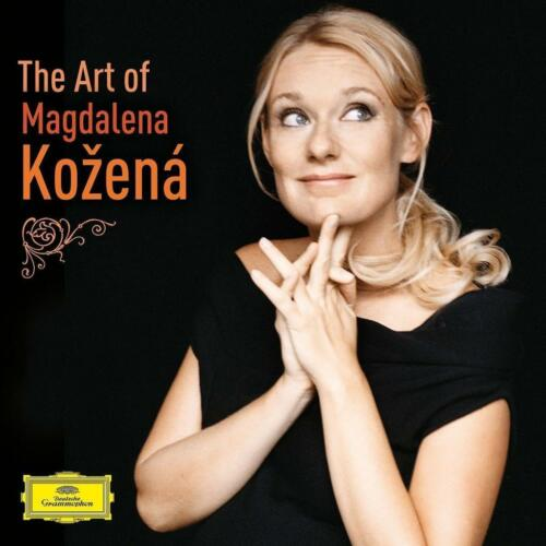 1 von 1 - The Art Of Magdalena Kozena von Magdalena Kozena (2013)