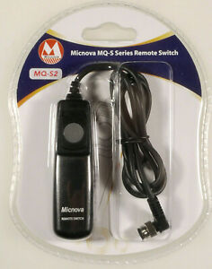 Prl) Micnova Mq-s2 Nikon Remote Switch Camera Telecomando Fotocamera Digitale