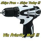 Makita FD02 12V 12 Volt Max Lithium Li Ion 3/8 Cordless Drill Screw Driver 10.8v
