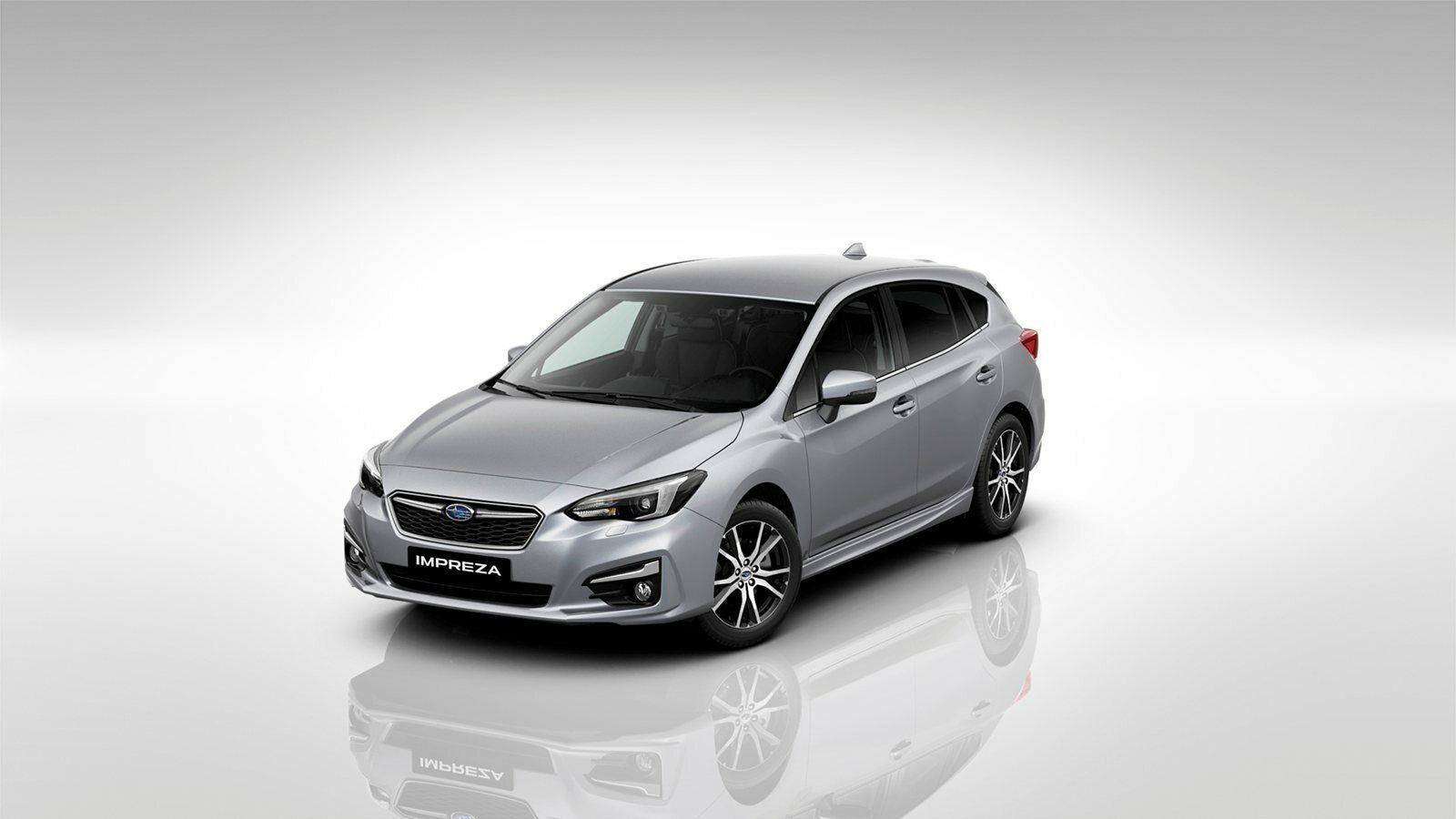Subaru Impreza 1,6 Base CVT 5d