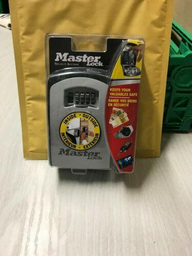 MasterLock 5403EURD Large Combination Key Lock Safe y50