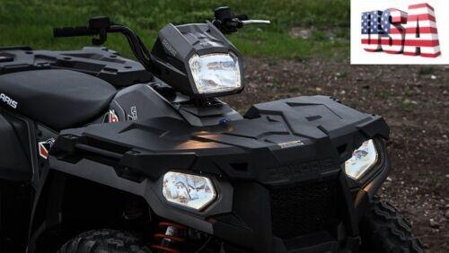 Polaris Sportsman 3 way High Low Headlight Mod 500 570 600 700 800 Explorer NEW