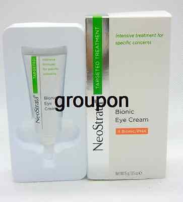 NeoStrata Bionic Eye Cream - PHA 4  0.5oz 15g Fast Postage  #tw