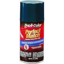 Duplicolor Bcc0421 For Chrysler Code Pgf Emerald Green Aerosol Spray Paint