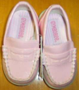 NWT Baby Girl shoes 01 or 03 Gymboree GOLF POND pink Penny ...