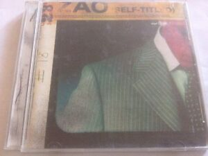 Self Titled By Zao Cd Feb 2001 Tooth Amp Nail