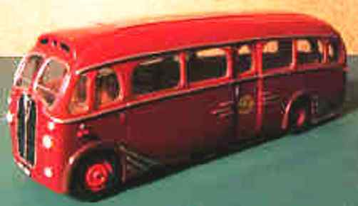 Midland Rojo blancoo-Metal o kits de bus de resina por w&t WTP13