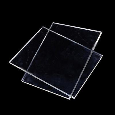 3 mm Black Acrylic Plexiglass Perspex Sheet A5 Size 148mm x 210mm Hot Sales!
