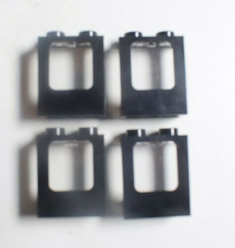 LEGO 60032 2377 WINDOW Frame 1 X 2 X 2 JOB LOT Select Colour Pack of 4